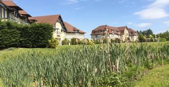 Manoir De La Poterie & Spa - Honfleur - Edificio