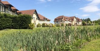 Le Manoir De La Poterie & Spa - הונפלואור