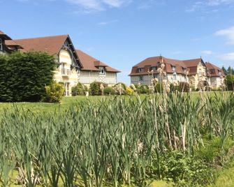 Manoir De La Poterie & Spa - Honfleur - Building