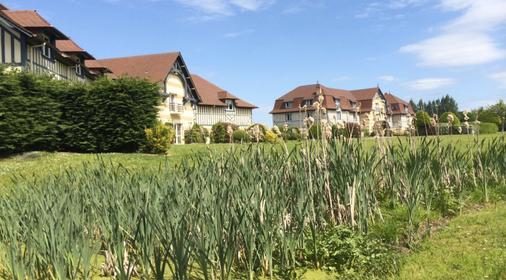 城堡連鎖陶瓷與水療莊園酒店 - 克里凱波伊夫 - 翁弗勒爾 - 建築