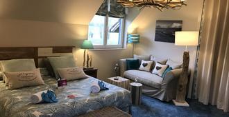 Le Manoir De La Poterie & Spa - Honfleur - Bedroom