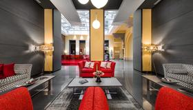 Hotel Palazzo Zichy - Budapest - Lobby