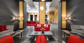 Hotel Palazzo Zichy - בודפשט - לובי