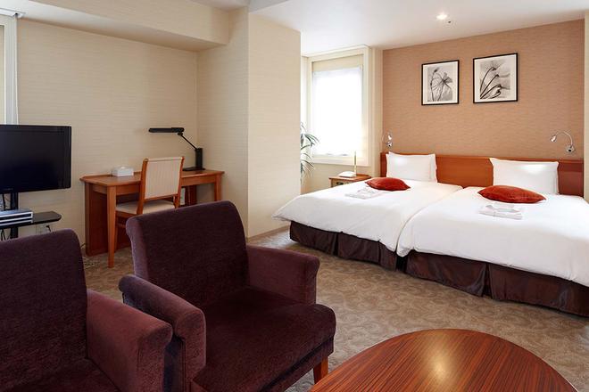 the b tokyo roppongi - Tokyo - Bedroom