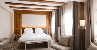 La Maison des Têtes - Relais & Châteaux - Colmar - Bedroom