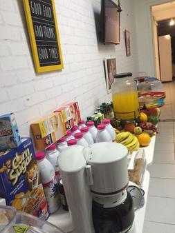 FRIENDS Hostel - Sao Paulo - Buffet