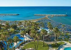 Lordos Beach Hotel - Larnaka - Ranta