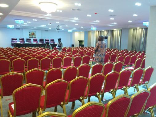 Bénin Royal Hôtel - Cotonou - Business Center