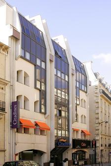 Citadines Trocadéro Paris - Pariisi - Rakennus