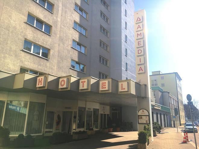 Hotel Vitalis by Amedia - Munich - Building
