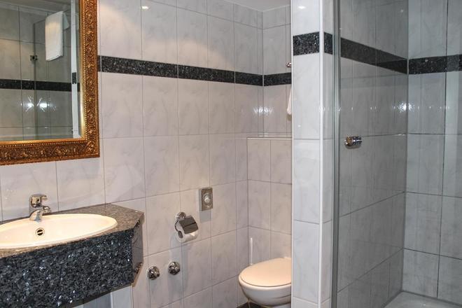 Hotel Vitalis by Amedia - Munich - Bathroom