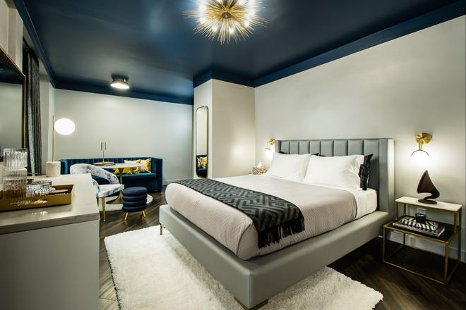 紐約市唯一飯店 - 紐約 - 臥室