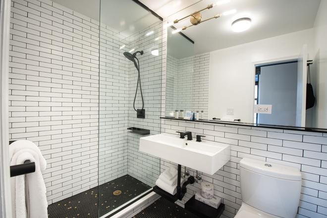紐約市唯一飯店 - 紐約 - 浴室