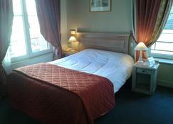 Brit Hotel Aux Sacres - Ρενς - Κρεβατοκάμαρα