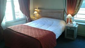 奧克斯薩克雷斯布萊特酒店 - 瑞姆茲 - 蘭斯 - 臥室