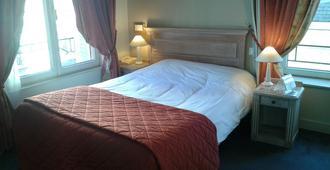 Brit Hotel Aux Sacres - Reims - Phòng ngủ