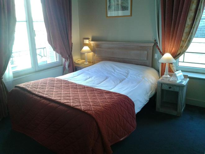 Brit Hotel Aux Sacres - Reims - Bedroom