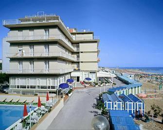 Hotel President's - Pesaro - Edificio