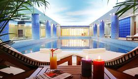 Beijing International Hotel - Peking - Pool