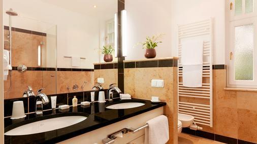 Falkenstein Grand Kempinski - Königstein im Taunus - Bathroom