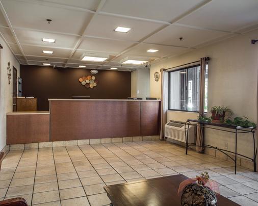羅德威酒店 - 聖塔羅沙 - 聖羅莎 - 櫃檯