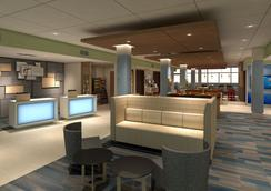 Holiday Inn Express & Suites Queensbury - Lake George Area - Queensbury - Recepción