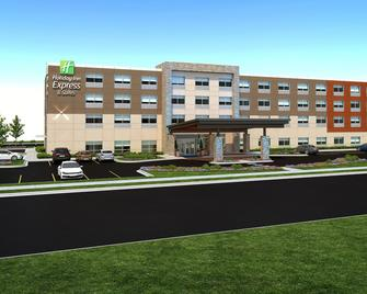 Holiday Inn Express Queensbury-Lake George Area - Queensbury - Building