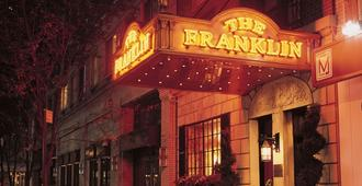 The Franklin Hotel - New York - Edificio