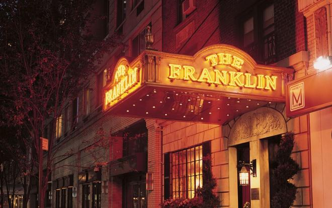The Franklin Hotel - New York - Building