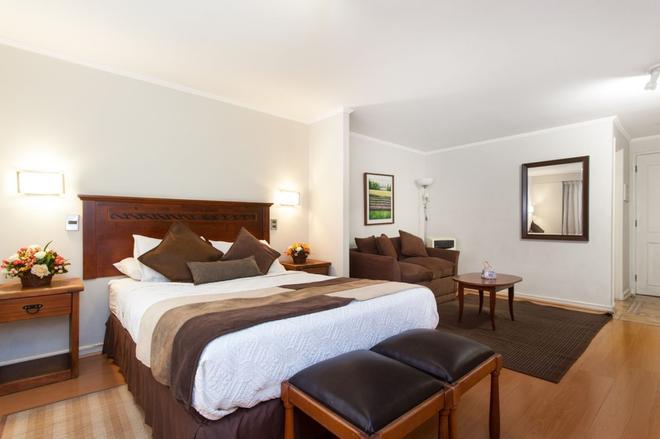 Apart Hotel Cambiaso - Σαντιάγο - Κρεβατοκάμαρα