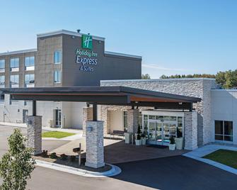 Holiday Inn Express & Suites Ludington - Ludington - Building