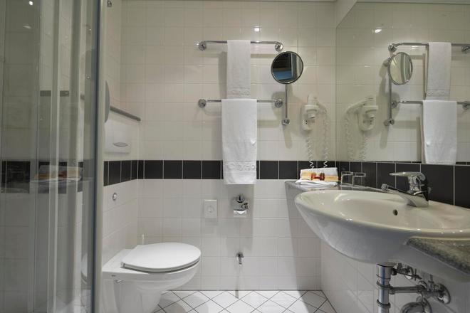 Intercityhotel Hamburg Hauptbahnhof - Hamburg - Bathroom