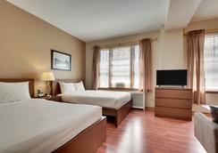 Dewitt Hotel and Suites - Chicago - Bedroom