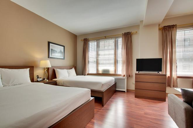 Dewitt Hotel and Suites - Chicago - Makuuhuone