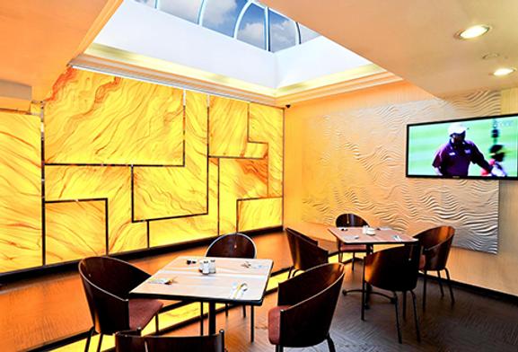 Oxford Hotel - Singapore - Restaurant
