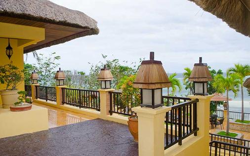 Palm Breeze Villa - Boracay - Balcony