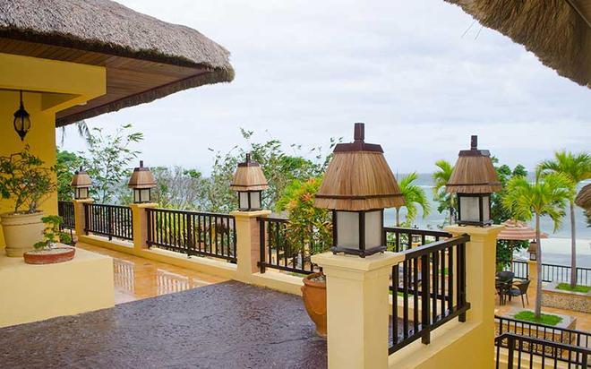 Palm Breeze Villa - Boracay - Balcony