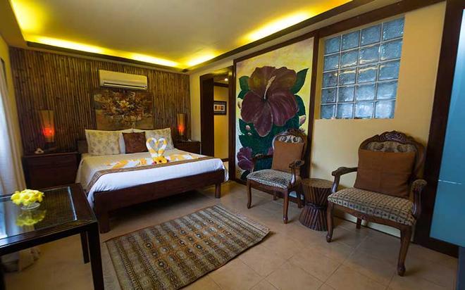 Palm Breeze Villa - Boracay - Bedroom