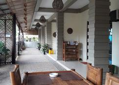 Stanley House Sea View - Panglao - Spisesal