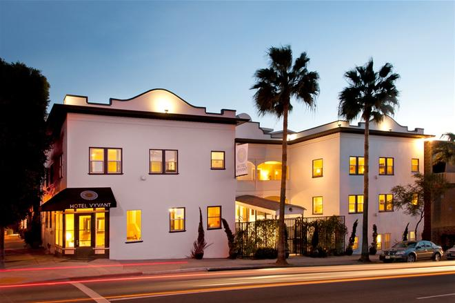 Found Hotel San Diego - San Diego - Building