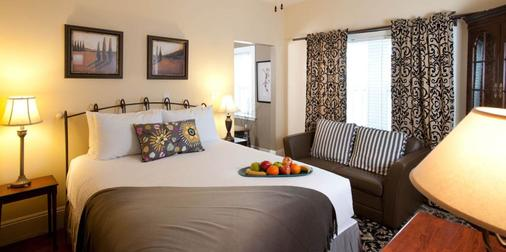 維岩酒店 - 聖地牙哥 - 聖地亞哥 - 臥室
