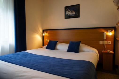 Rex Hotel - Lorient - Bedroom