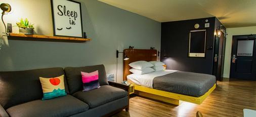 MOXY Phoenix Tempe/ASU Area - Tempe - Bedroom