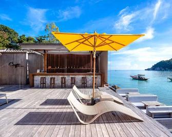 Beach Club by Haad Tien - Ko Tao - Patio