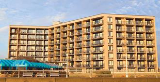 Surfbreak Oceanfront Hotel Ascend Hotel Collection - Virginia Beach - Edificio