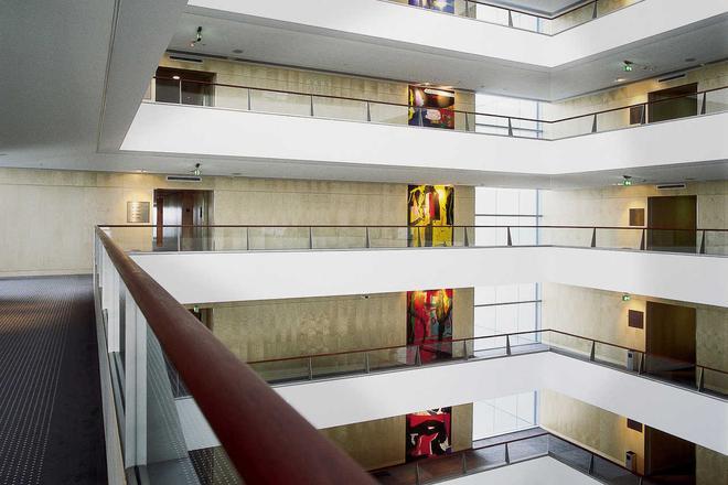 Clarion Hotel Copenhagen Airport - Kastrup - Balcón