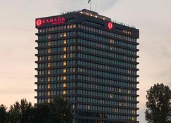 Leonardo Hotel Amsterdam Rembrandtpark - Ámsterdam - Edificio