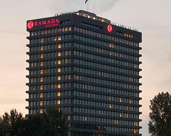 โรงแรมลีโอนาร์โด อัมสเตอร์ดัม เรมแบรนต์พาร์ค - อัมสเตอร์ดัม - อาคาร