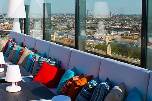 Ramada by Wyndham Apollo Amsterdam Centre - Amsterdam - Balkon