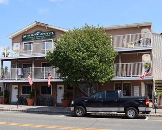 Sunrise Motel - Seaside Heights - Building